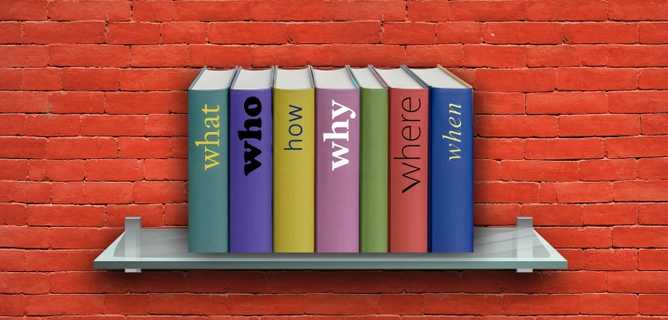 Canva - Illustration Of Colored Books With Red Wall