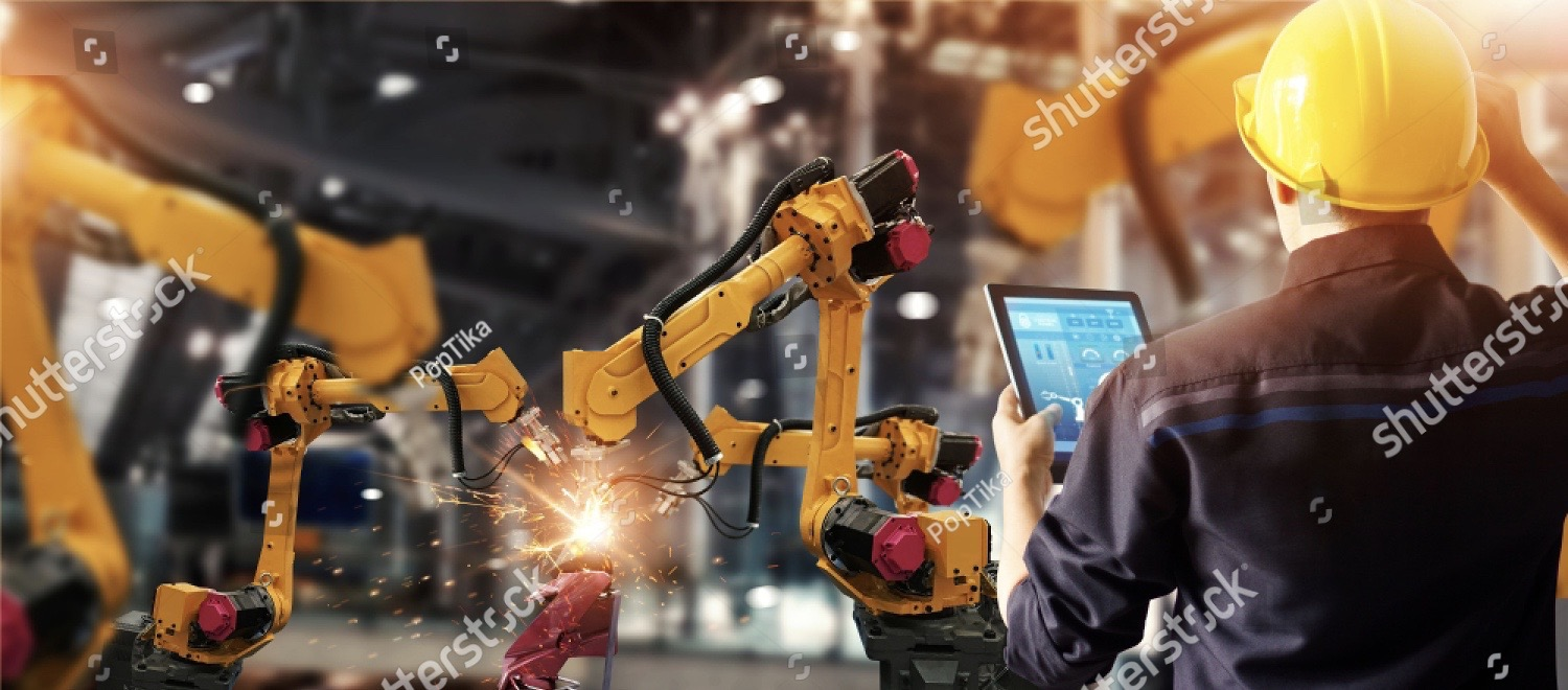 stock-photo-engineer-check-and-control-welding-robotics-automatic-arms-machine-in-intelligent-factory-1154438635